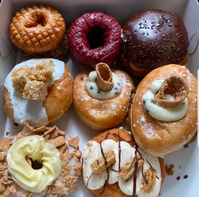 Five-O Donut Co. is opening a University Town Center location.