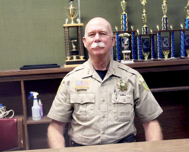 Siskiyou County Undersheriff Karl Houtman will take the reins from Sheriff Jon Lopey when he retires on Sept. 18, 2020.