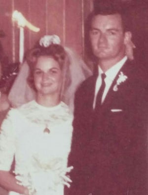 Frank and Zilpha Cornett
