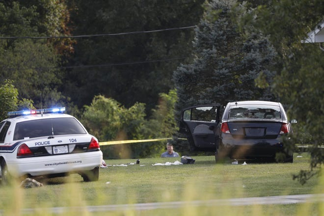 A Middletown man has been indicted on three charges of attempted murder of police officers in connection with an Aug. 31, 2020, pursuit that ended in a front yard in rural Warren County.