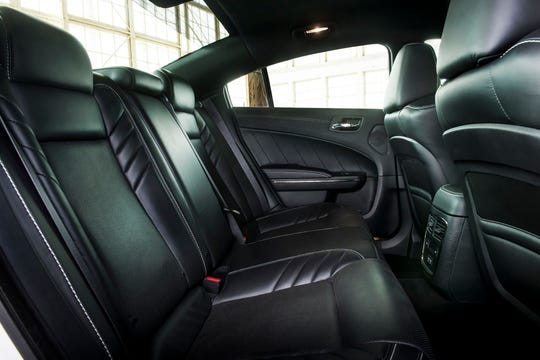 2021 Dodge Charger SRT Hellcat Redeye: Most powerful and fastest mass-produced sedan in the world, offers comfortable seating for five passengers and the ultimate in high-performance and road-ready confidence.
