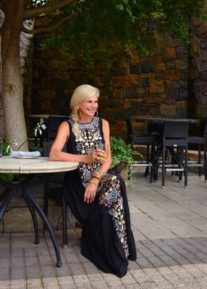 TALK Greenville editor Kim Hassold