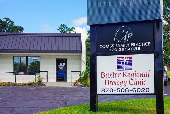 Baxter Regional Urology Clinic has reopened at its new location at 505 Hospital Drive.