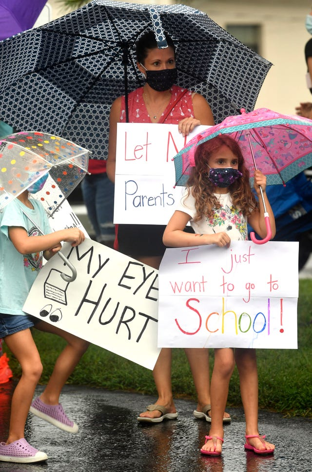 Nashville Parents And Students Want Schools To Open