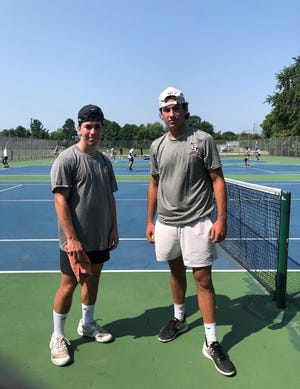 Jonny Cross and Brendan Lamb brought Seaholm two wins against Troy and Troy Athens Aug. 27.