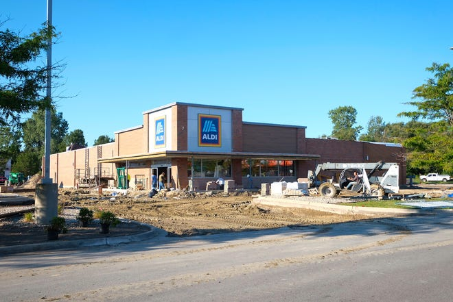 The Fort Gratiot ALDI is temporarily closed for a remodel that includes open ceilings, natural lighting, environmentally friendly building materials and more.