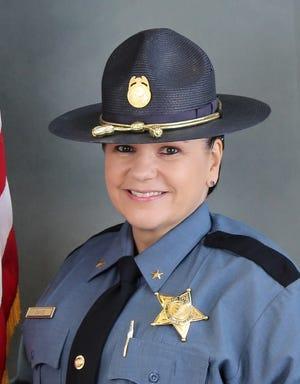 Terri Davie, Oregon State Police