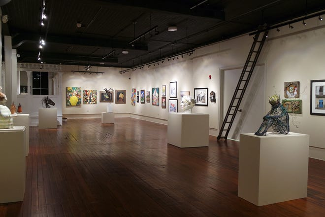 Take a virtual field trip of the Sara May Love Gallery at the Gadsden Arts Center & Museum.