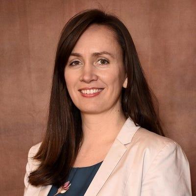 Patricia Homan, assistant professor of sociology, Florida State University