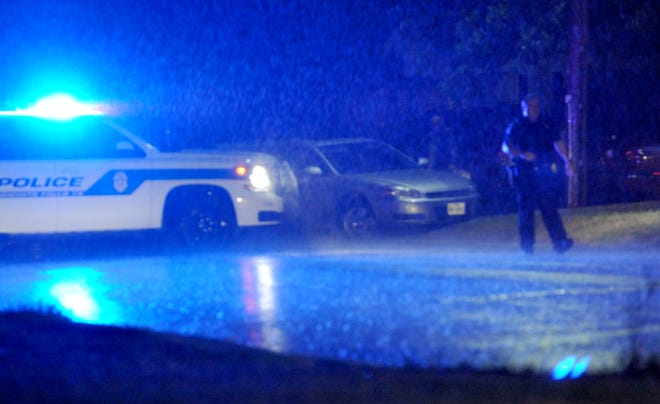 Wichita Falls police investigate a shots fired call Sunday morning on N. Rosewood.