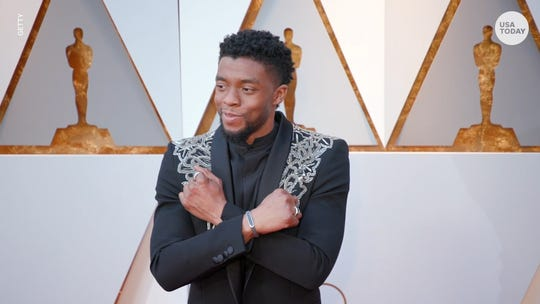 Chadwick Boseman, who brought T'Challa to life in