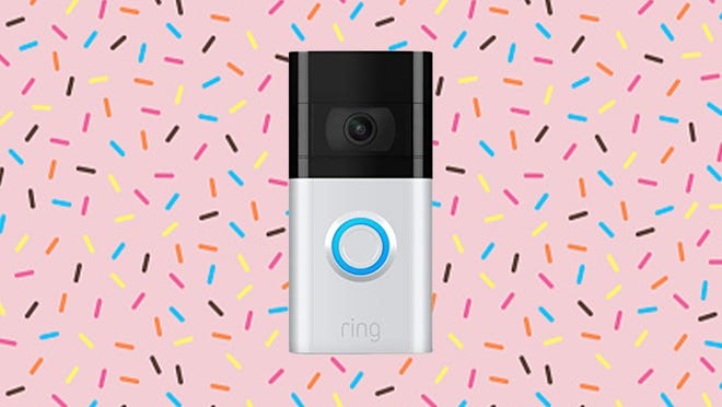 Snag this best-selling Ring doorbell at a steal.