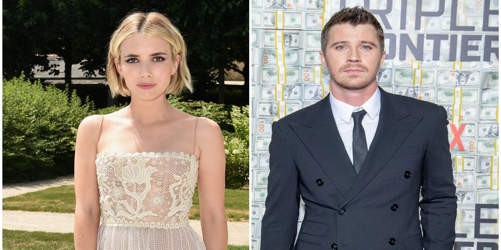 Emma Roberts Boyfriend Garrett Hedlund Are Expecting A Baby Boy