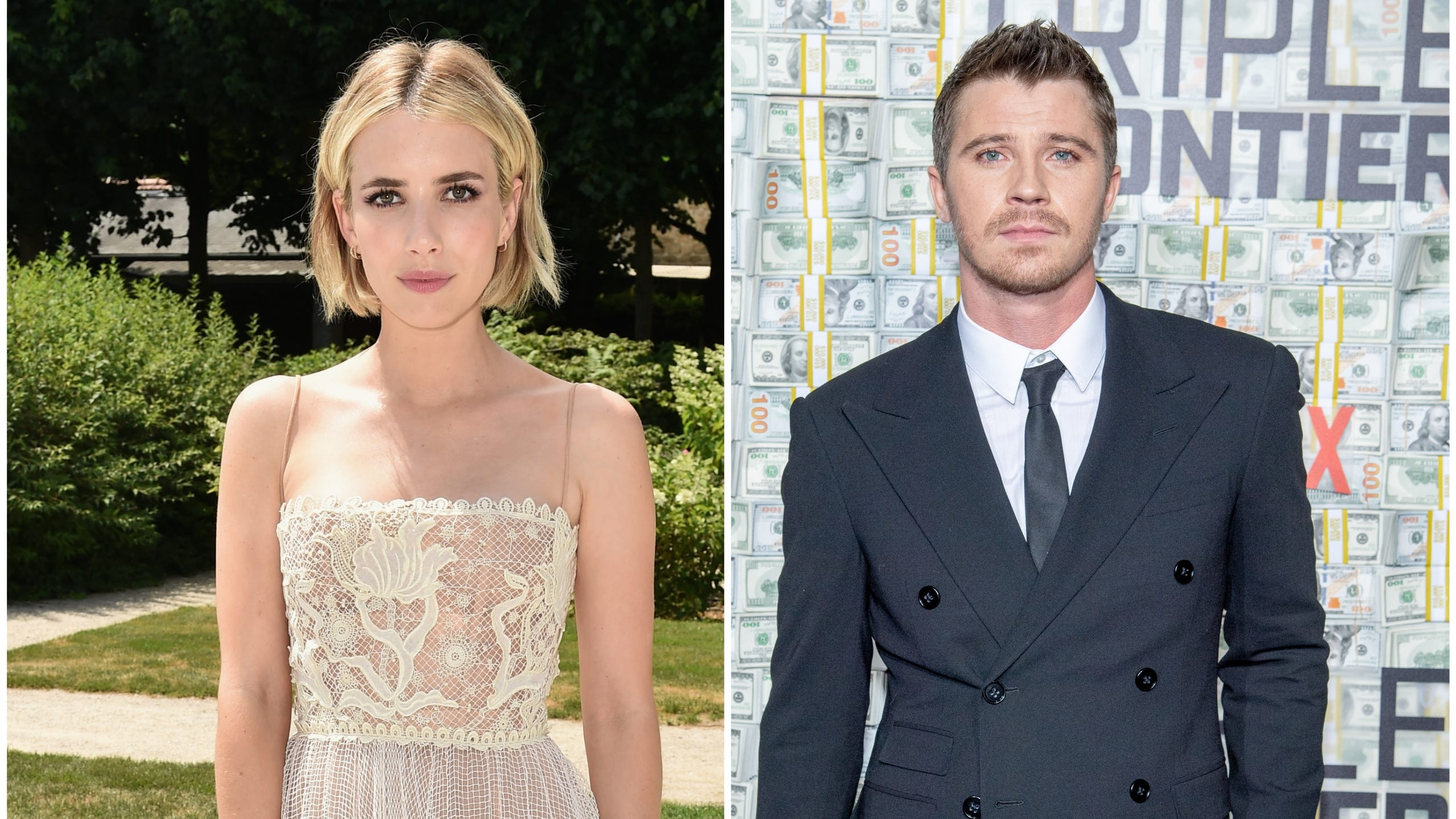 Emma Roberts, boyfriend Garrett Hedlund are expecting a ...