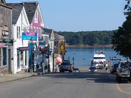 Bar Harbor, Maine, puts you close to Acadia National Park, Frenchman's Bay and the Porcupine Islands.