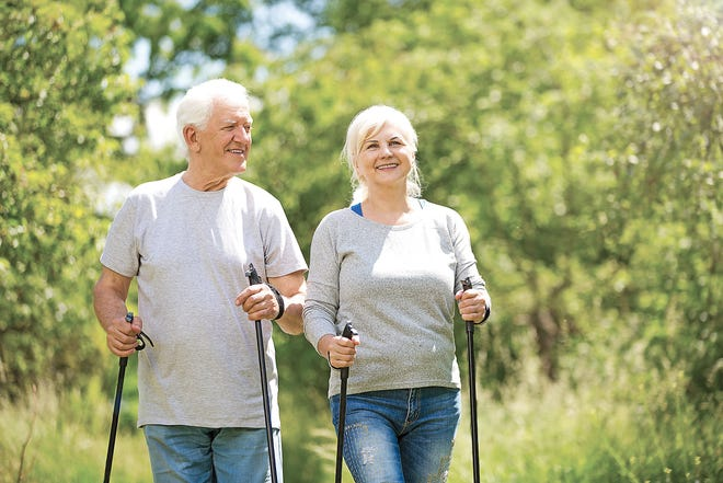 You've heard this before, but eating well, getting enough sleep and avoiding stress are key habits senior citizens need to adopt to ensure a healthy life.