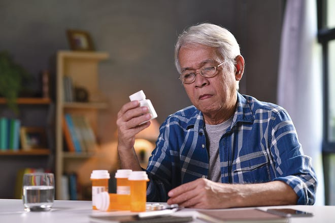 It's important to check dates, doses and instructions before taking medication. Ensure you know what the doctor ordered when you open the bottle.