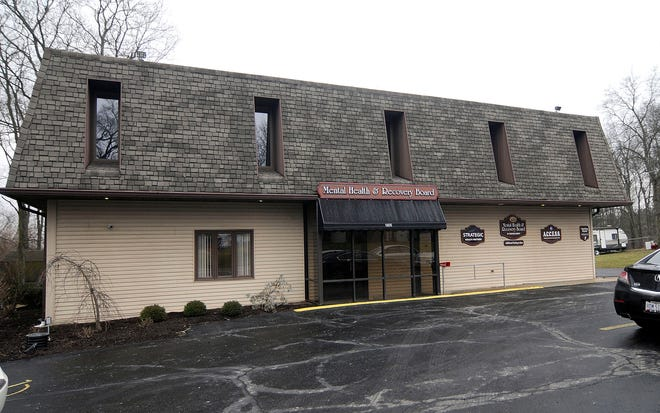 The Mental Health & Recovery Board of Ashland County is located at 1605 County Road 1095.