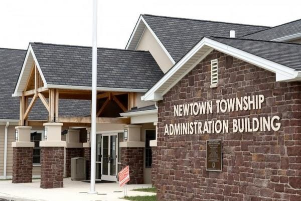 The Newtown Township supervisors denied conditional use approval for 45 Toll Brothers houses.