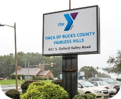 The YMCA in Fairless HIlls will now reopen Tuesday, Sept. 8.