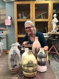 Ceramics classes are among  the fall offerings at the Sweetwater Center for the Arts.