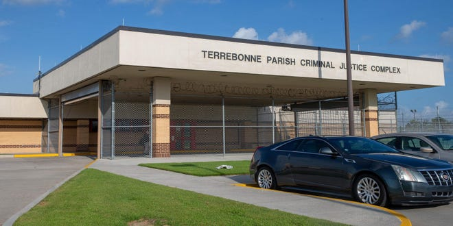 The Terrebonne Parish jail in Ashland.