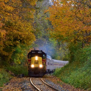 (Cuyahoga Valley Scenic Railroad photo)