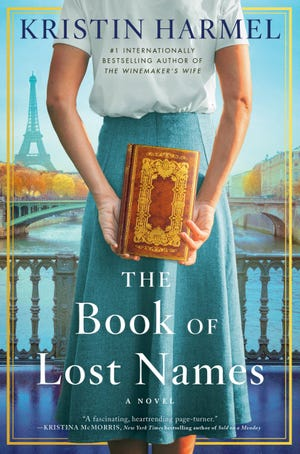 """""""The Book of Lost Names"""" by Kristin Harmel"""