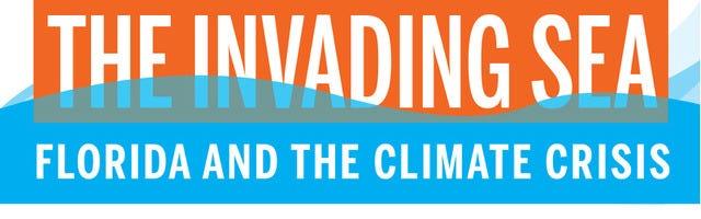 Invading sea logo