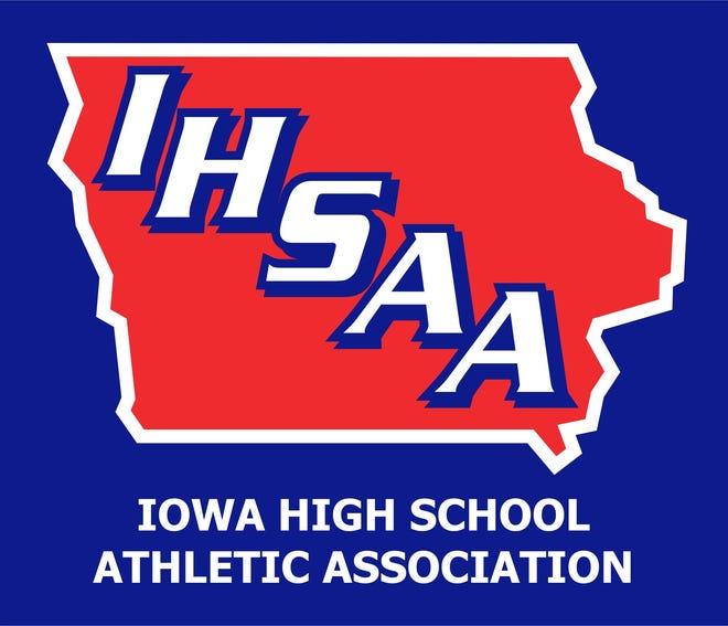 IAHSAA logo
