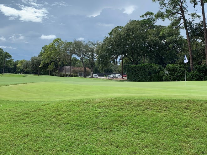 The Timuquana Country Club is the site of this week's Timuquana Collegiate tournament.