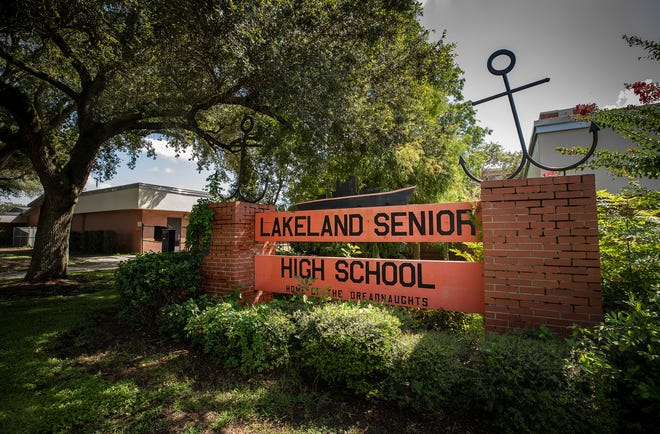 Polk County Public Schools announced six more COVID-19 cases on the campus of Lakeland High School and Harrison School for the Arts Wednesday, bringing the total at those facilities to 12. ERNST PETERS/THE LEDGER