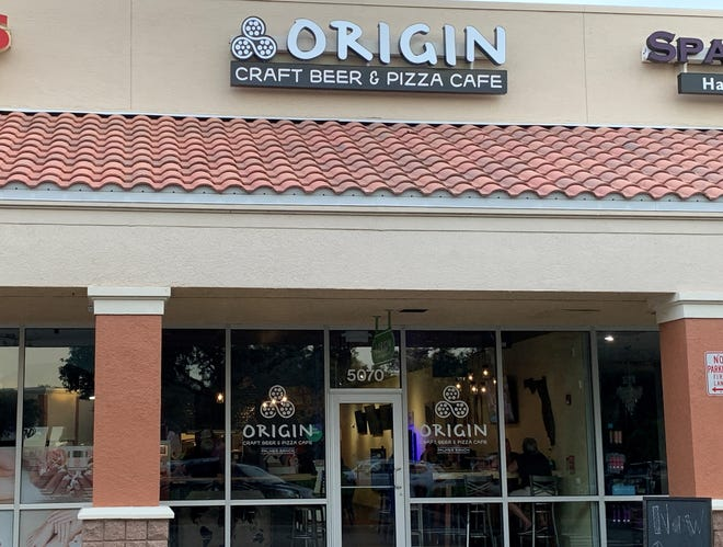 Origin Craft Beer & Pizza Cafe, popular for its pizzas, wings and craft brews in Southside Village, has opened in Palmer Ranch.