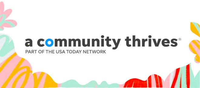 A Community Thrives is a grant making and crowdfunding program from the Gannett Foundation.