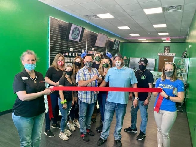 Roots Dispensary opens second location in Bison Crossing