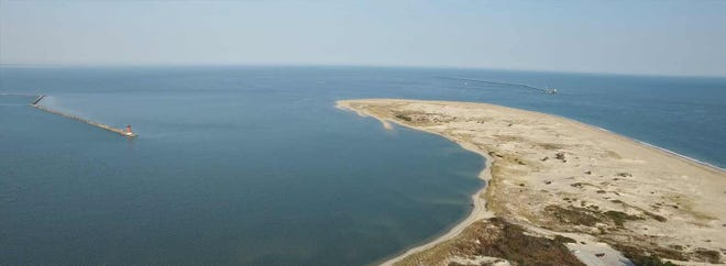 The Delaware Department of Natural Resources and Environmental Control has reopened The Point at Cape Henlopen State Park, including a stretch of ocean beach and dunes, and a half-mile along the bay shoreline, as of Sept. 1.
