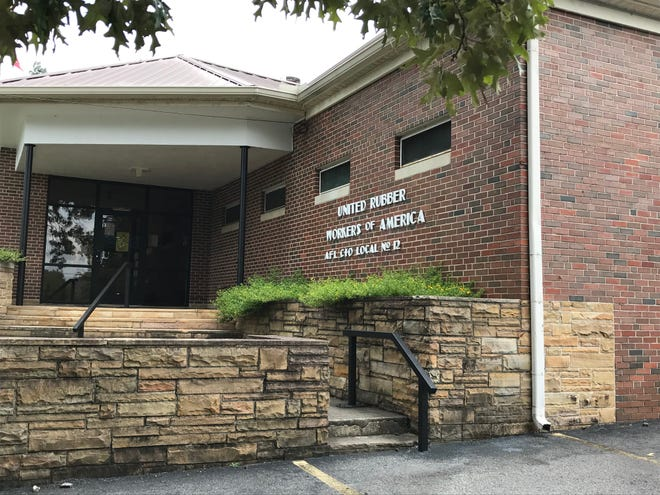 East Gadsden voters who normally vote at Wallace Hall and East Gadsden Community Center will vote at the former Goodyear employees' union hall on Hoke Street on Tuesday.
