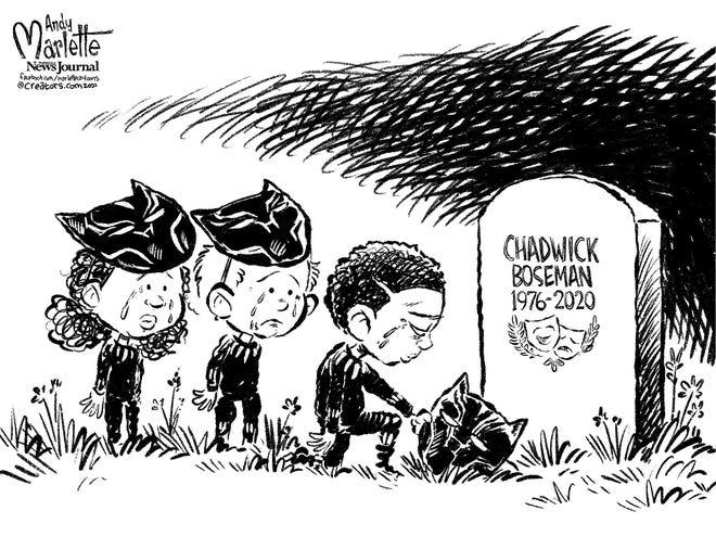 RIP Chadwick Boseman