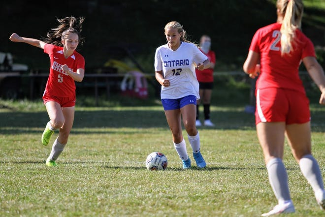 GALLERY: Ontario at Shelby Girls Soccer