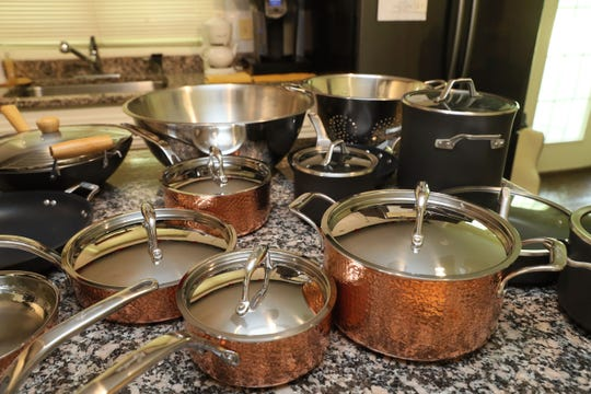 Former Packer LeRoy Butler loves his cookware - and he's collected a lot of it. By his kids' count, he has  1,834 items.