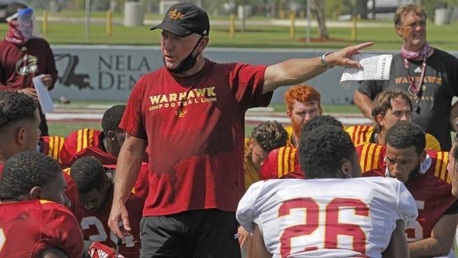 Former ULM coach Matt Viator joins rival Louisiana Ragin' Cajuns football