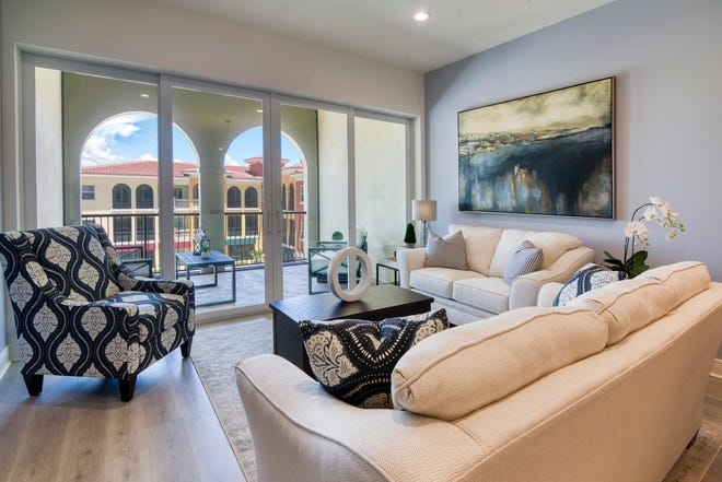 Genova is positioned perfectly in Estero, Florida's hot real estate market with move-in ready condominiums available.