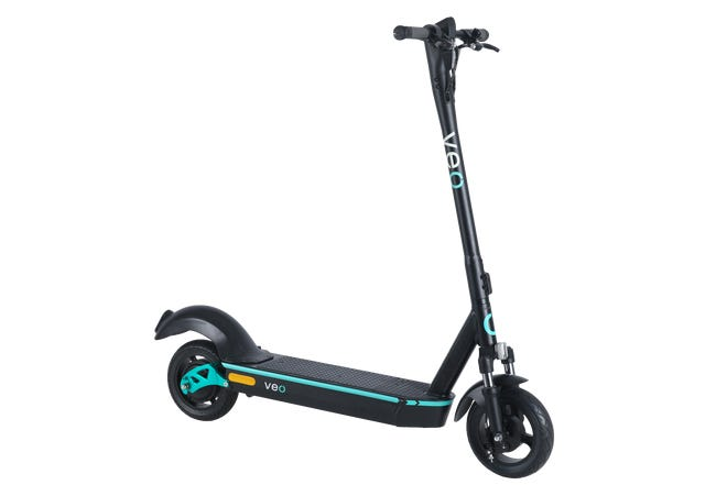 VeoRide, based out of Chicago, was selected by the City of Pensacola to be one of two e-scooter vendors to participate in a yearlong pilot program.