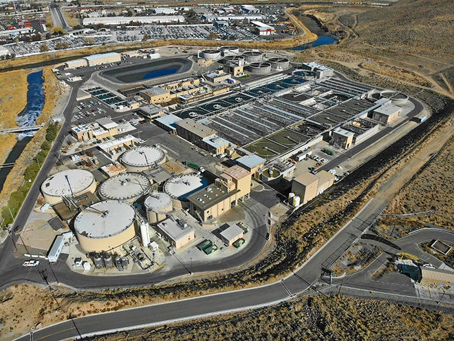 The Truckee Meadows Water Reclamation Facility serves the majority of the population in the region, making it an ideal location to conduct the environmental surveillance of wastewater.