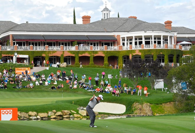 The PGA Tour is returning to Sherwood Country Club in Thousand Oaks. The Zozo Championship was shifted from Japan for 2020 and will be played Oct. 22-25.