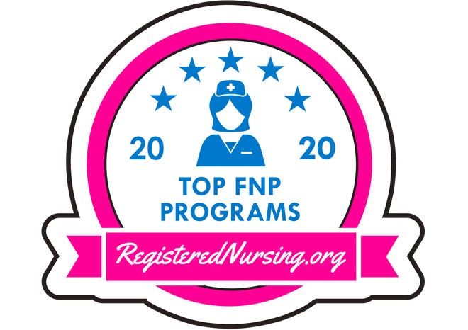 Midwestern State University's Wilson School of Nursing, Family Nurse Practitioner (FNP) program is proud to share that it was ranked second among online programs by the Registered Nursing Organization.