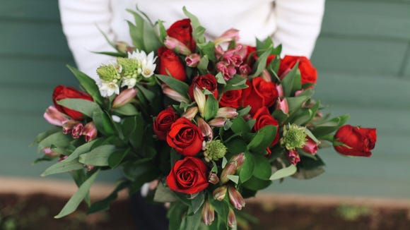 Is there anything nicer than a fresh bouquet?