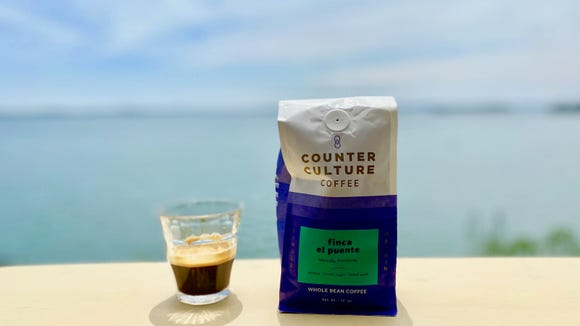 Gifts for new parents: Counter Culture coffee subscription