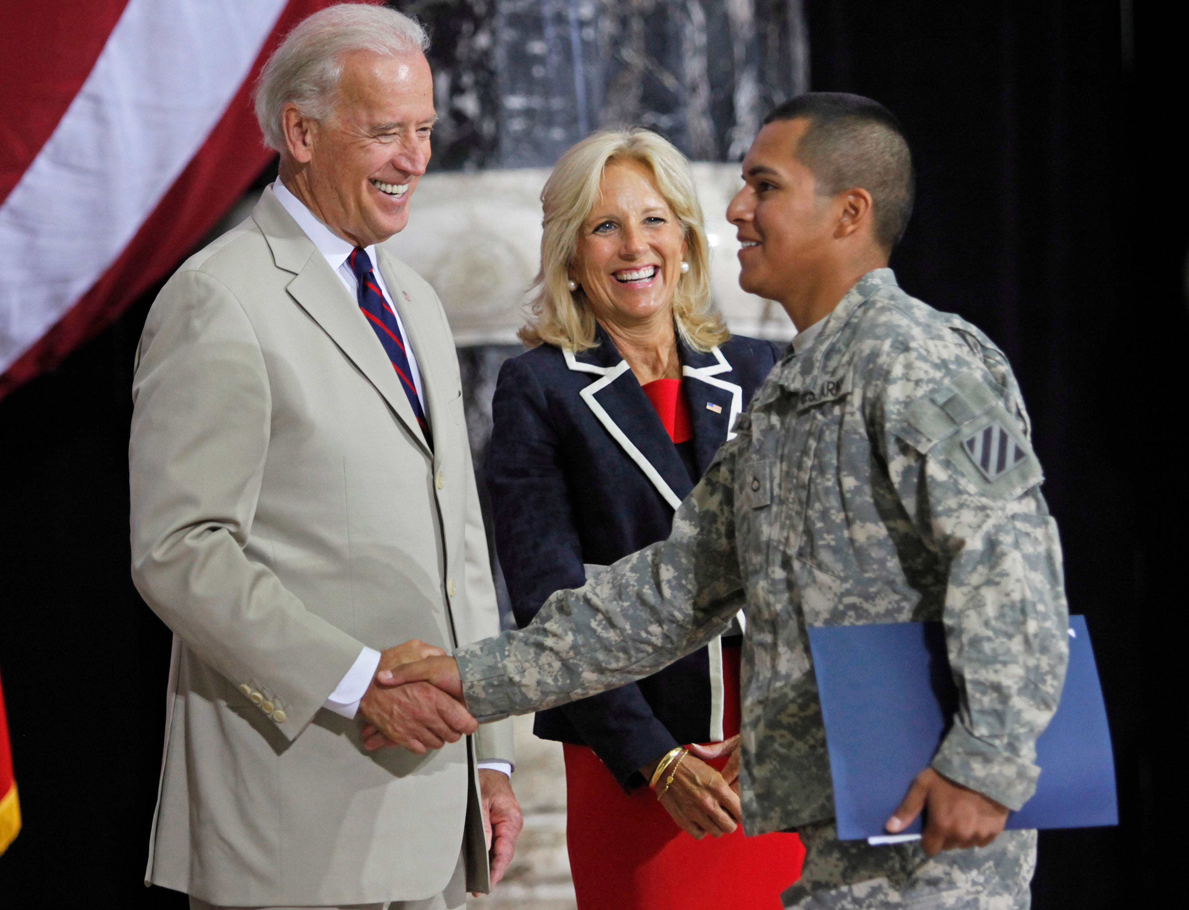 What A Biden Win Or 4 More Years Of Trump Would Mean For Military