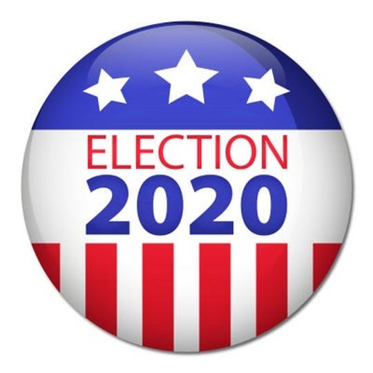 Logo for Election 2020